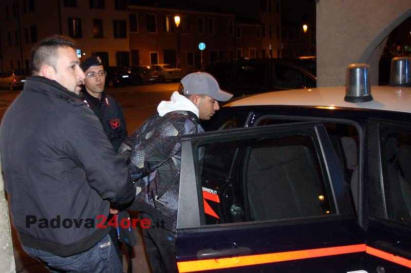controlli carabinieri portello padova