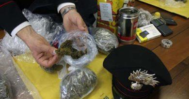 carabinieri droga maria ganja marjuana
