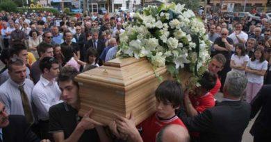 funerale lovison