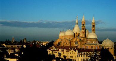 la basilica di Sant'Antonio a Padova