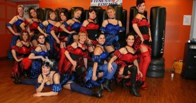 burlesque can can fitness formula padova