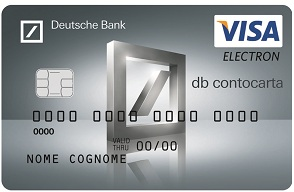 db card deutsche bank