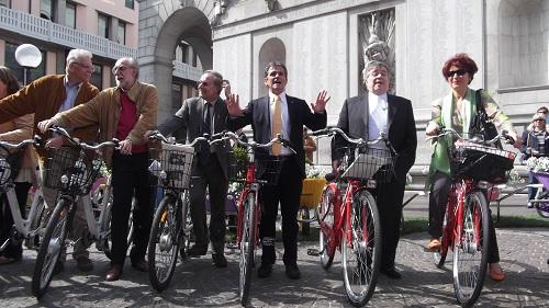 good bike padova bike sharing
