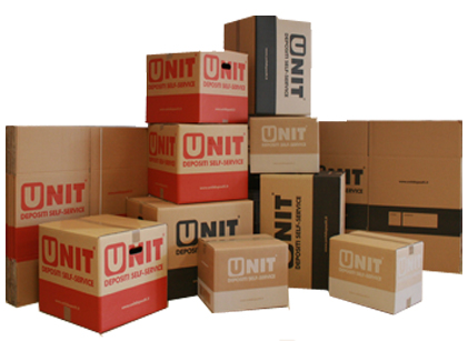 unit self storage padova