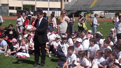 Calcio Per Bambini A Padova : Calcio padova in festa all euganeo con ragazzi e ivo rossi