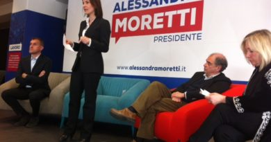 Alessandra Moretti mette in guardia sul rischio diminuzione dei vaccini