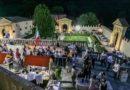 """Martedì 3 settembre torna """"Torreglia sotto le stelle"""": la festa dei ristoranti nella Villa dei Vescovi"""