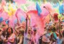 Sabato 16 arriva allo Sherwood festival Holi: la festa dei colori