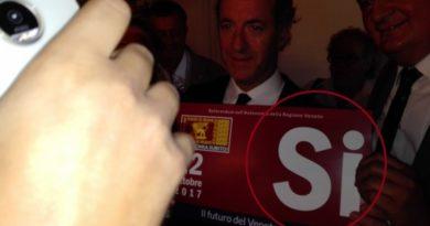 Referendum del 22 ottobre: la Regione si è dimenticata un pezzo (importante) dei plichi elettorali. E via di ristampa!