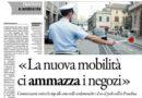 Le soluzioni dei commercianti ai nodi ventennali di parcheggio e mobilità in città. Nulla di nuovo sotto il sole d'agosto