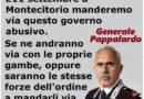 """Movimento liberazione Italia: il generale Pappalardo (ex forconi) annuncia a Radio Padova """"Rinuncio al vitalizio da ex parlamentare"""""""