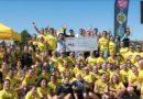 La Iper Run di Team for Children sfonda i 6000 euro di raccolta fondi: tutti di corsa con Moreno Morello
