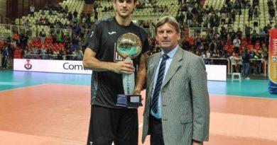 Volley: Cucine Lube Civitanova batte Monza e si aggiudica il trofeo Città di Padova