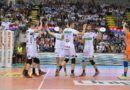 Volley A1: la Kioene si inchina allo Zar Zaytsev