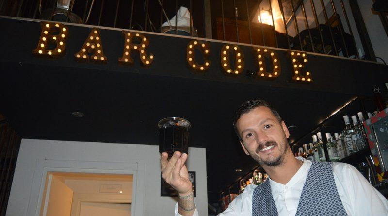 Black friday a Padova con il black cocktail del Bar Code di piazza dei Signori