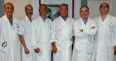 L'aclasia esofagea senza più segreti a Padova grazie alla equipe del professor Stefano Merigliano