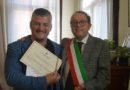 """Fation """"Tony"""" Ymeraj è cittadino italiano: dopo tanti anni il patron del Caramel caffè e del Gancino giura fedeltà all'Italia ed alle sue leggi"""