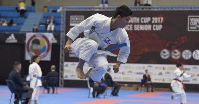 Venice cup a Caorle: un successo il meeting internazionale di karate