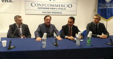 Patrizio Bertin confermato presidente Ascom per acclamazione