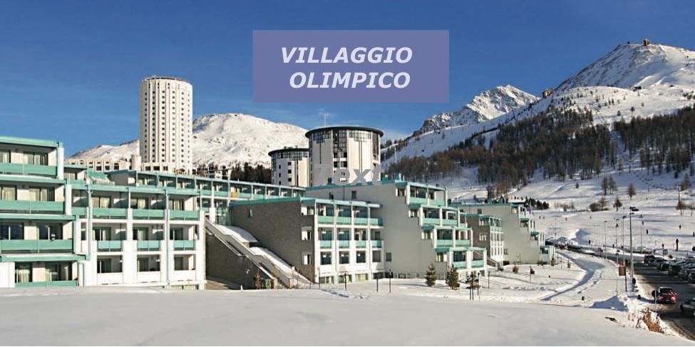 Th resorts da quest 39 estate offre le 240 suite del for Villaggio olimpico sestriere