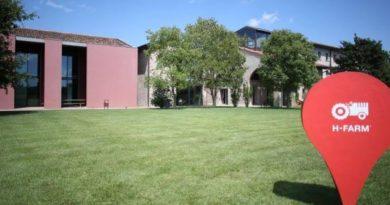 Cà Tron sempre più green: a casa H-Farm arrivano migliaia di alberi, ed a settembre apre il campus