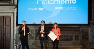 Fondazione Cariparo menzionata all'InspiringPR Award per Segnavie
