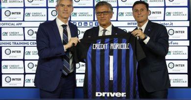 Crédit Agricole e Inter partner per il nuovo campionato di calcio