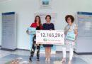 Despar trasforma le colombe pasquali in 12mila euro per la Città della Speranza
