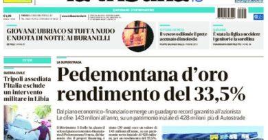 """L'allarme del Movimento 5 stelle in Veneto: """"La pedemontana non sia un """"Mose"""" di terra"""""""