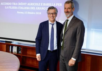 Barilla e Crédit Agricole siglano il patto a favore della filiera italiana della pasta