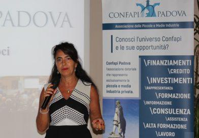 L'imprenditrice Patrizia Barbieri nel Gruppo nazionale delle donne ConfapiD