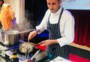 """Marco Volpin, chef padovano del """"Le tentazioni"""" di Saonara, sul podio del festival di Sanremo della cucina"""