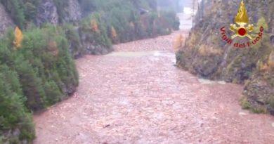 """Montagna veneta dopo l'alluvione: D'Incà (M5S) dice """"molto bene il Governo"""""""