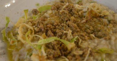 Il menù dell'oca di San Martino al ristorante Luca's di Trebaseleghe: ecco in anteprima i piatti della tradizione (e un ottimo vino)