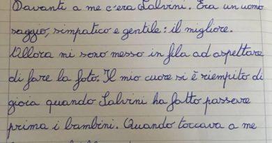 """Il piccolo """"balilla 4.0"""" padovano scrive a Matteo Salvini. Io mi preoccuperei, signor Ministro"""