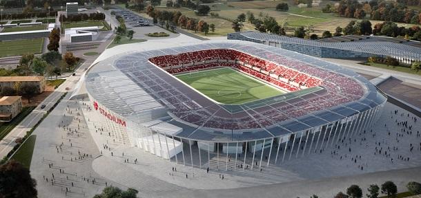 Uno stadio nuovo e quattro campi da calcio di centro commerciale, pardòn, retail park. Un sogno da 100 milioni di euro chiamato Padova stadium