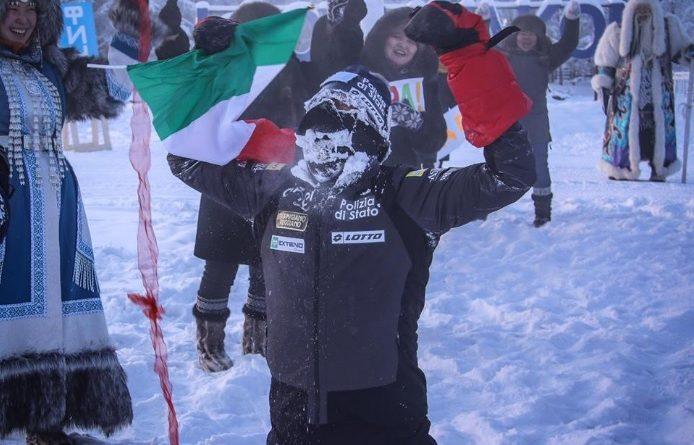 Paolo Venturini realizza un'altra impresa mostruosa: 39 chilometri di corsa a 52° sotto zero
