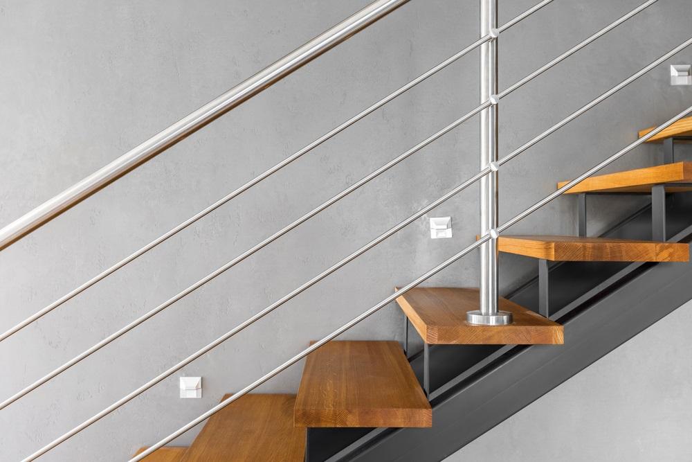 Ringhiere Moderne Per Scale Interne.Ringhiere Per Scale Interne Le Soluzioni Fontanot Shop