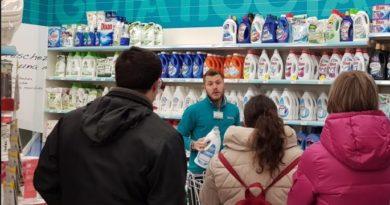 Tigotà e Gruppo Polis: tra formazione e solidarietà una mattina al negozio che fa bene al cuore