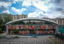 Bellissimo il murale di Tony Gallo, ma la politica all'Arcella ancora manca, e credo che sia ora di tirare fuori un progetto vero oltre ai selfie con Renzo Piano