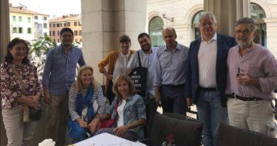 Il Veneto che vogliamo: Coalizione civica con Arturo Lorenzoni e Marco Carrai si rimette in marcia in vista delle elezioni regionali