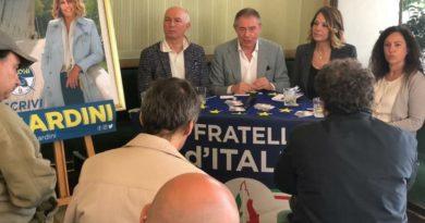 Elisabetta Gardini commissario provinciale di Fratelli d'Italia