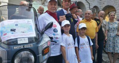 Da Padova a Tokyo per beneficenza: l'impresa di Luciano Fasolo, partito oggi per un raid in solitaria a 70 anni