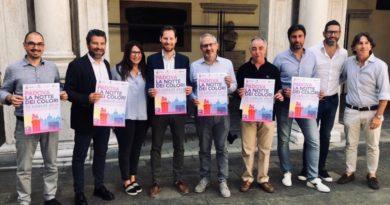 """Venerdì a Padova la """"Notte dei colori"""": tutto il centro città ballerà con Stereocittà, Radio Cafè e Radio Pocket"""