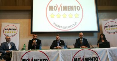 Enrico Cappelletti presenta la squadra padovana del Movimento 5 stelle, tra competenza ed ingenuità