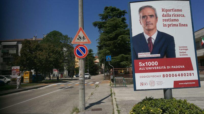 L'università di Padova secondo miglior ateneo d'Italia secondo il Censis